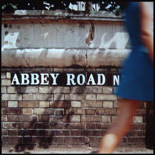 Abbey Road Back Cover © Iain Macmillan