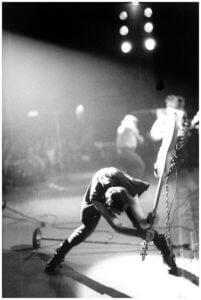 "The Clash ""London Calling"" Cover Paul Simonon Pennie Smith"