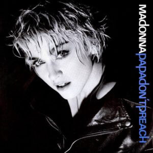 Madonna Papa don't Preach Cover Album