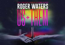 """Roger Waters """"Us + Them"""" Tour"""