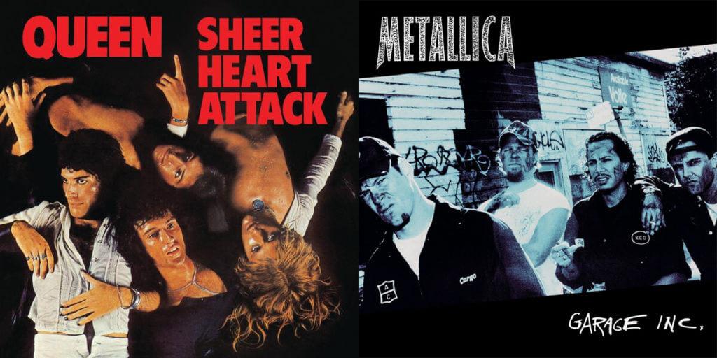 Stone Cold Crazy: Queen vs Metallica