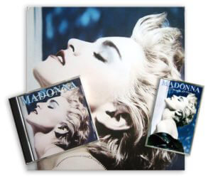 True Blue - LP, CD, MC
