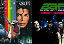 Smooth Criminal Michael Jackson Alien Ant Farm