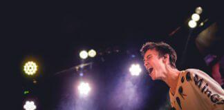 Jacob Collier One Man Live Show Tour Copertina