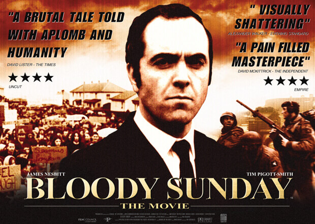 Bloody Sunday (2002) Locandina