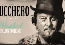 Zucchero Sugar Fornaciari Wanted Tour 2018