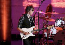 Jeff Beck – Rock in Roma 2018