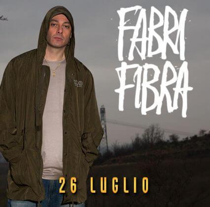 Rock in Roma-2018 – Fabri Fibra – 26 luglio