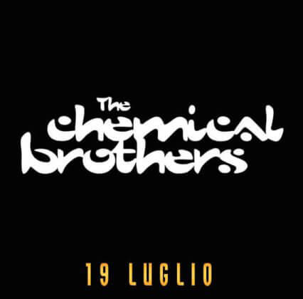 Rock in Roma 2018 - The Chemical Brothers - 19 luglio