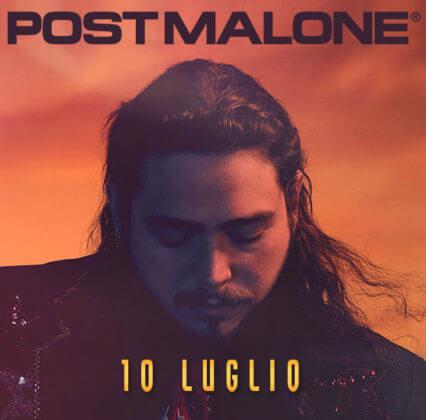 Rock in Roma – Post Malone – 10 luglio
