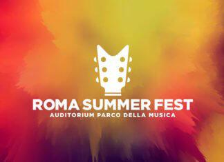 Roma Summer Fest 2018 - Auditorium Parco della Musica