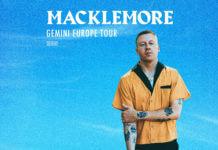Macklemore – Gemini Europe Tour 2018