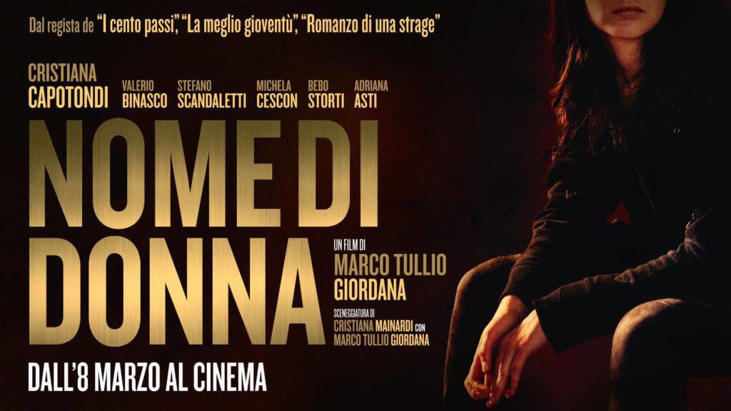 Nome di Donna - Marco Tullio Giordana - Cristina Capotondi