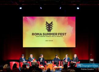 Roma Summer Fest - Conferenza Stampa @ Auditorium Parco della Musica di Roma