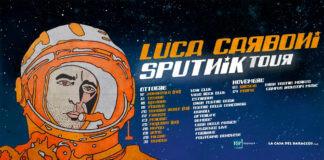 Luca Carboni - Sputnik Tour 2018