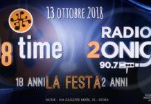 Big Time e Radio Sonica - 18 anni - La Festa