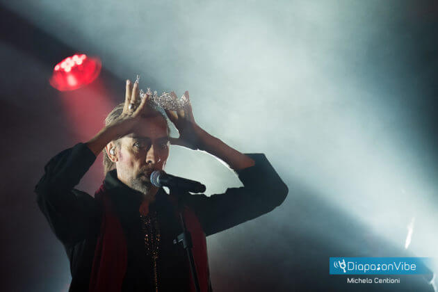 Peter Murphy - 40 Years of Bauhaus // Orion (Ciampino)