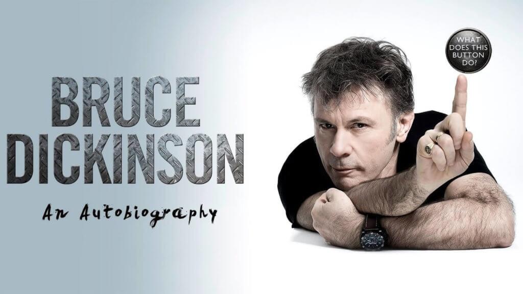 Bruce Dickinson - A Cosa Serve Questo Pulsante? - Teatro Dal Verme (Milano)