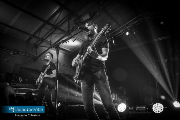 The Pineapple Thief feat. Gavin Harrison - Dissolution Tour// Largo Venue (Roma)