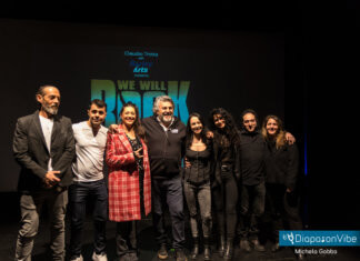 We Will Rock You - Conferenza Stampa // Teatro Brancaccio (Roma)