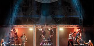 We Will Rock You // Teatro Brancaccio (Roma)
