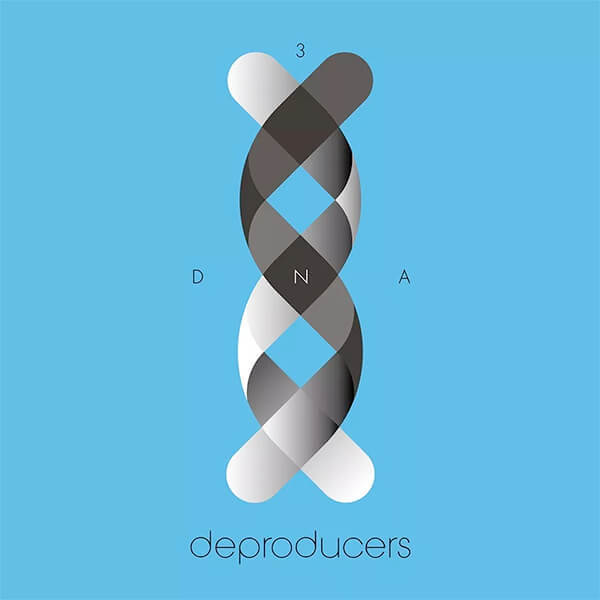 Deproducers - DNA - Album Cover
