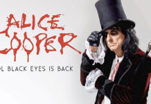 Alice Cooper - Ol' Black Eyes is Back