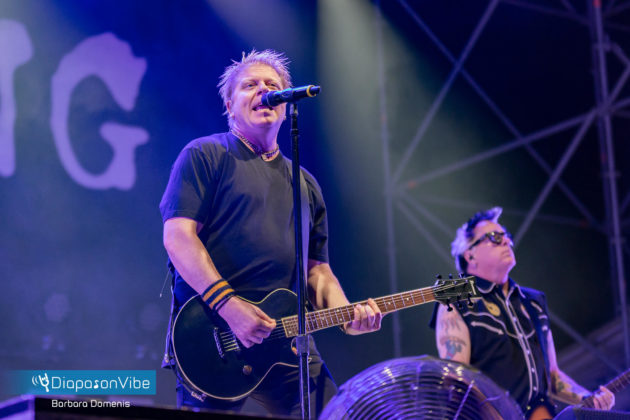 The Offspring // Sunset Festival 2019 – Beach Arena (Lignano Sabbiadoro)