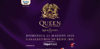 Queen + Adam Lambert - The Rhapsody Tour
