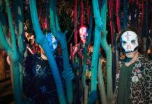 Tre Allegri Ragazzi Morti - Estragon di Bologna - Halloween