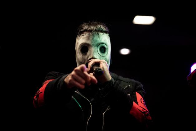 Evilsonic – Slipknot Halloween Party // Must Pub (Treviso)