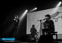 Roberto Angelini e Rodrigo D'Erasmo – Way To Blue // Monk (Roma)