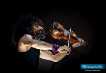 Ara Malikian – Royal Garage World Tour // Auditorium Parco della Musica (Roma)