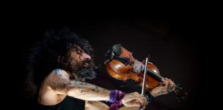 Ara Malikian – Royal Garage World Tour // Auditorium Parco della Musica (Roma)