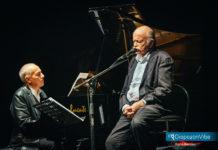 Gino Paoli & Danilo Rea // Teatro Salieri (Legnago)