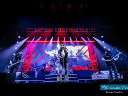 Dream Theater – Distance Over Time Tour // Palazzo dello Sport (Roma)