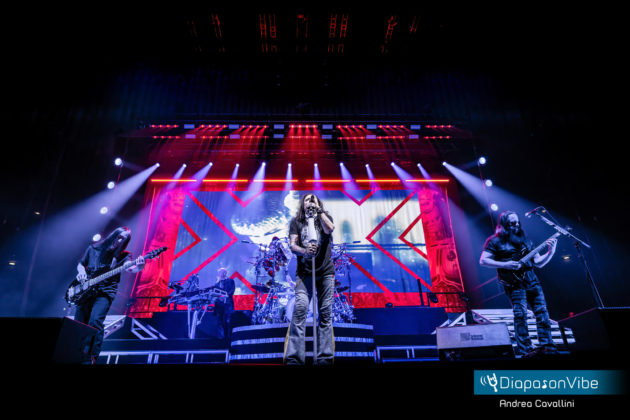 Dream Theater – Distance Over Time Tour // Palazzo dello Sport (Roma)