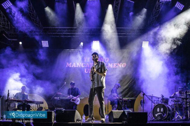 Mecna - Mentre Nessuno Guarda Tour 2021 // Parco Massari @ Ferrara Sotto le Stelle