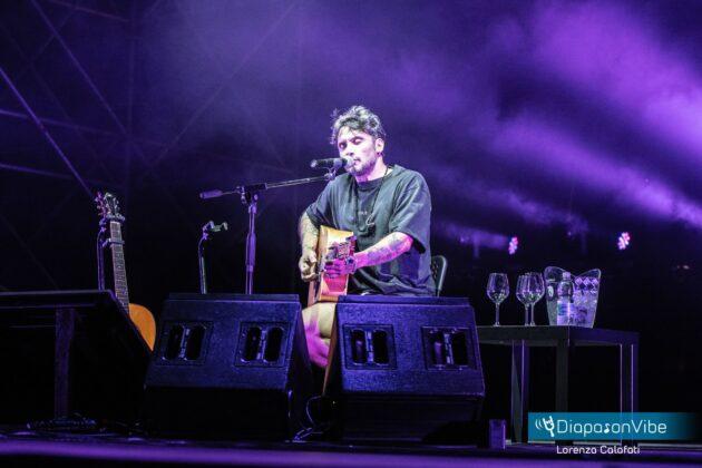 Fabrizio Moro – Canzoni Nella Stanza - Percorso unplugged 2021 // Arena del Mare Porto Turistico (Francavilla al Mare)
