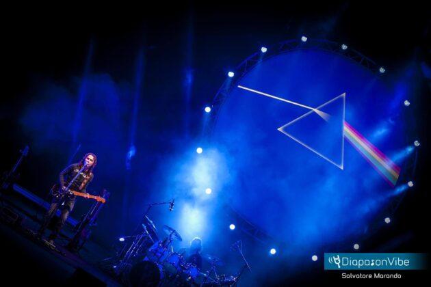 Pink Floyd Legend - Coming back to life // Auditorium Parco della Musica di Roma @ Si può fare cavea
